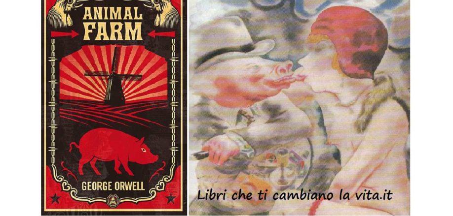 La fattoria degli animali George Orwell