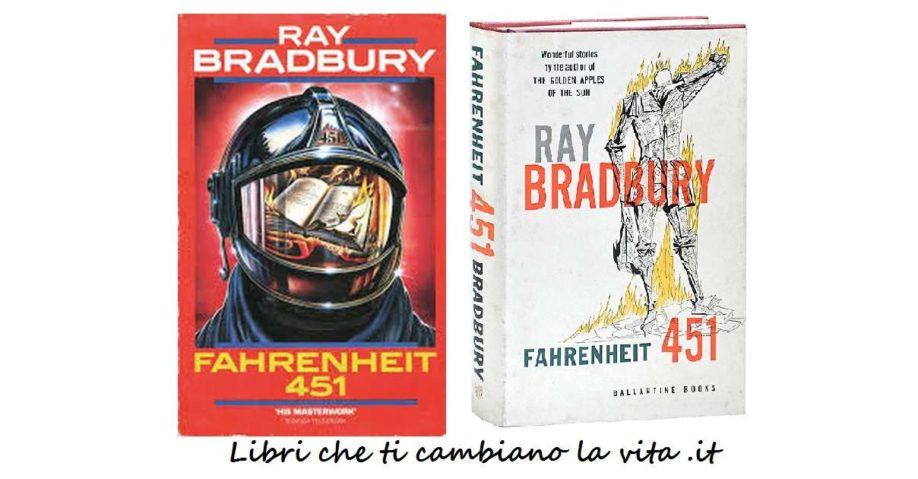 farenheit libro Ray Bradbury