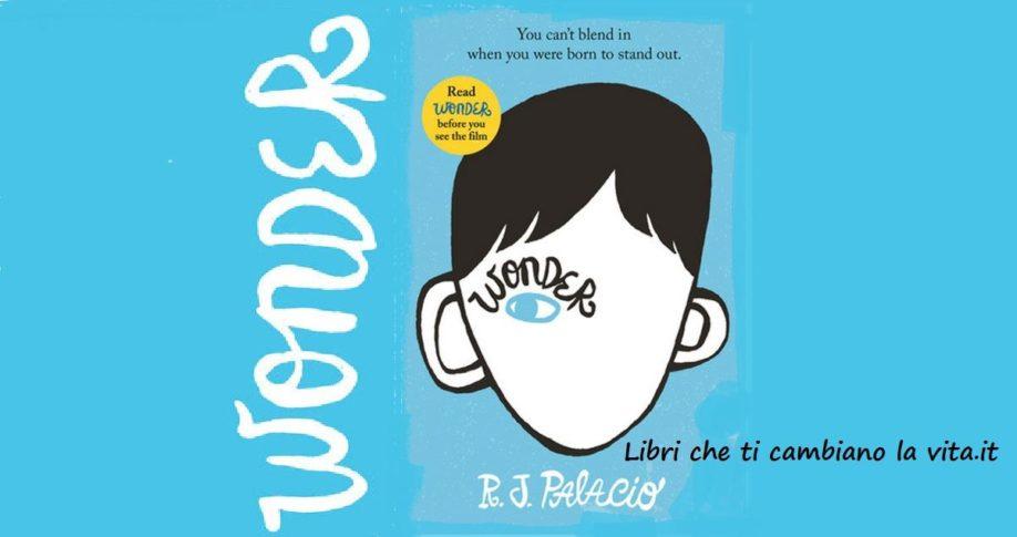 Wonder libri per ragazzi