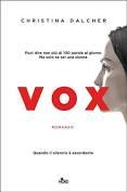 libro vox Christina Dalcher