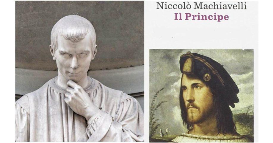 Il principe Macchiavelli libri classici