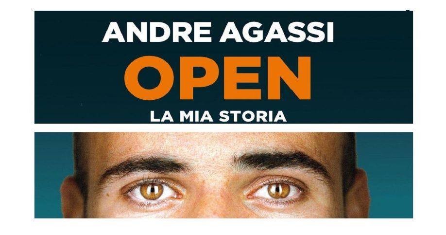 libro open Agassi