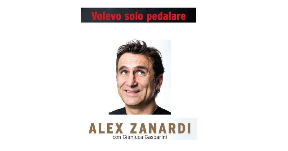Volevo solo pedalare Alex Zanardi