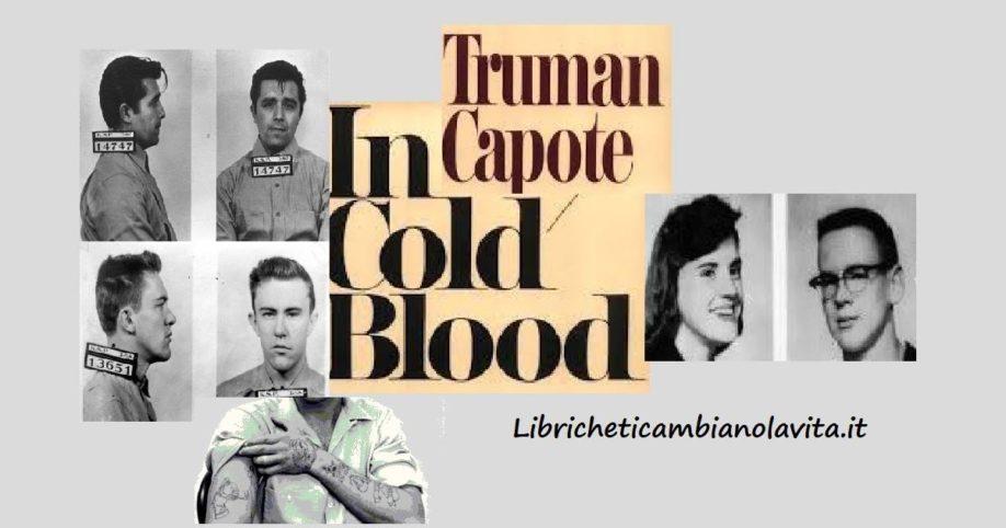 a sangue freddo libro