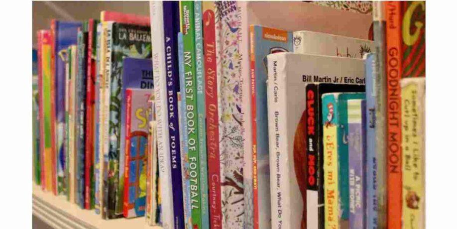 libri per bambini fino a 5 anni