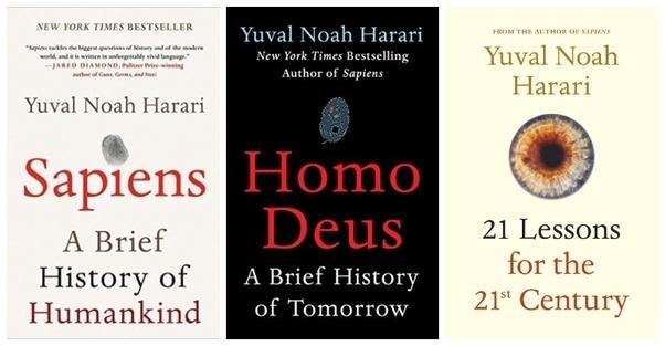 libri yuval noah harari