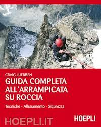 guida arrampicata roccia
