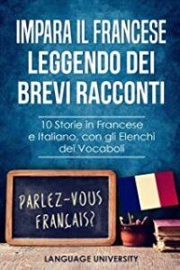 libro racconti in lingua francese